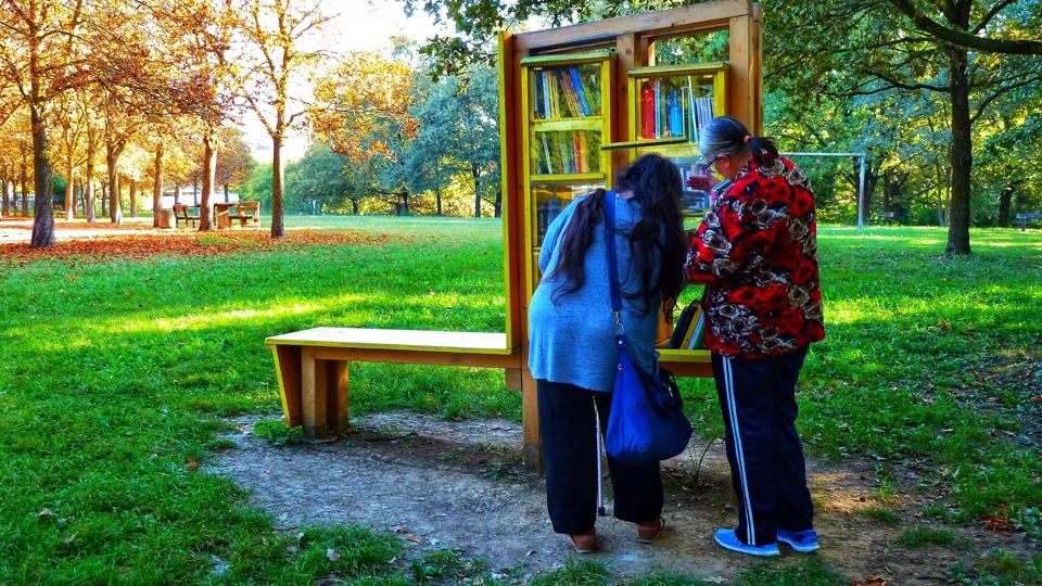 bookcrossing zone di Rivalta Reggio Emilia