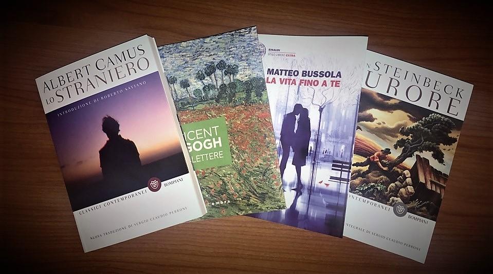 Libri d'autore al bookcrossing